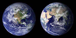 Les deux hémisphères